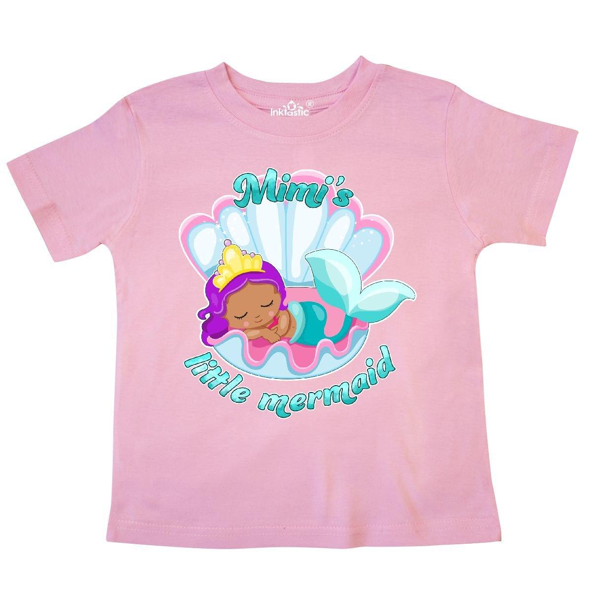 inktastic Mimis Little Mermaid Toddler T-Shirt