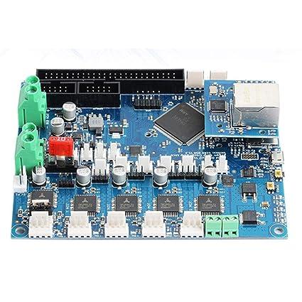 Amazon com: 3D Printer Control Board, Advanced Duet WiFi V1