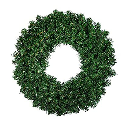 Amazon.com: Christmas Wreath Tree Decoration Craft Supplies Hanging ...
