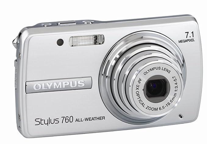 amazon com olympus stylus 760 7 1mp digital camera with dual image rh amazon com Olympus Stylus 5010 Olympus Stylus TG-830
