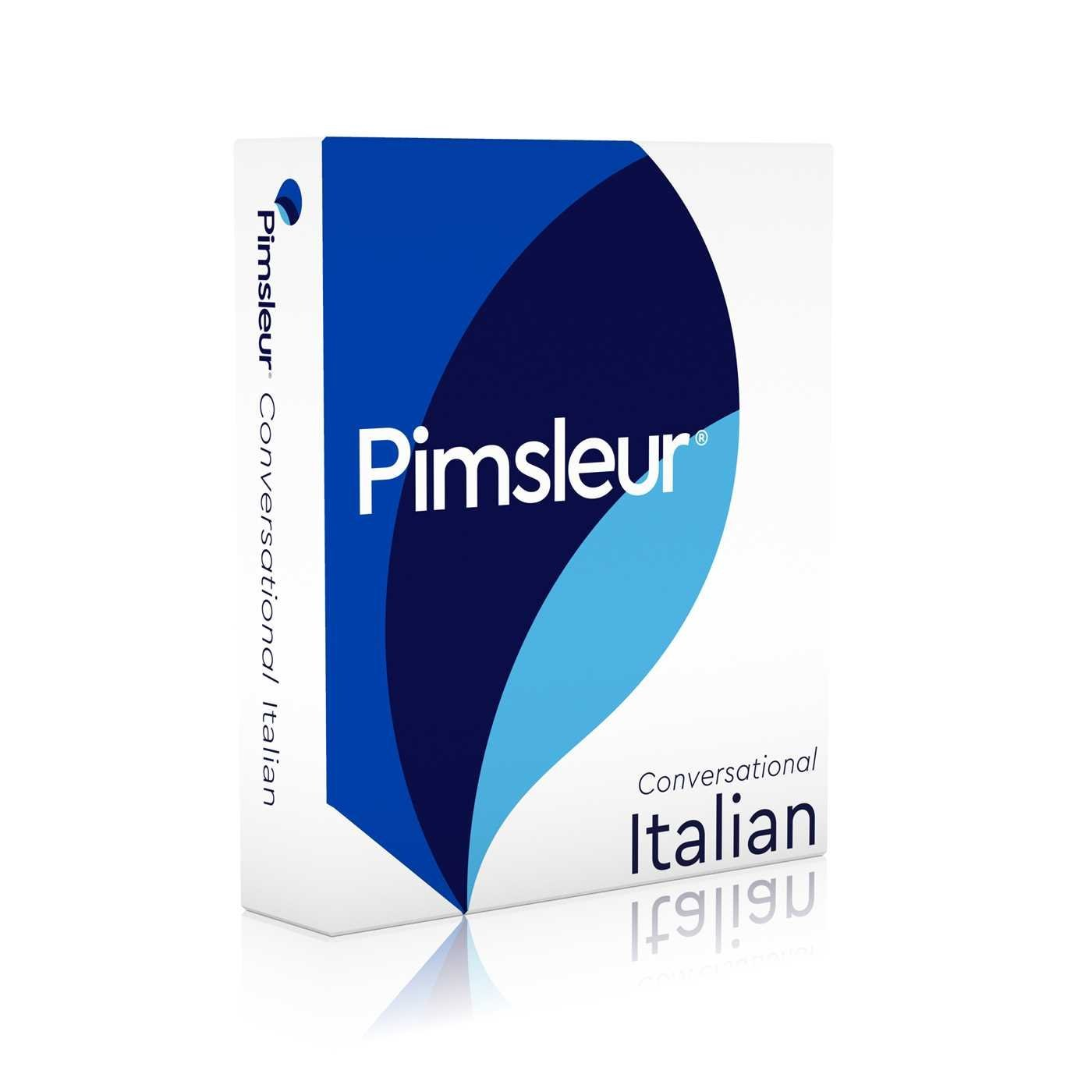 Simon Schusters Pimsleur Conversational Italian Pimsleur