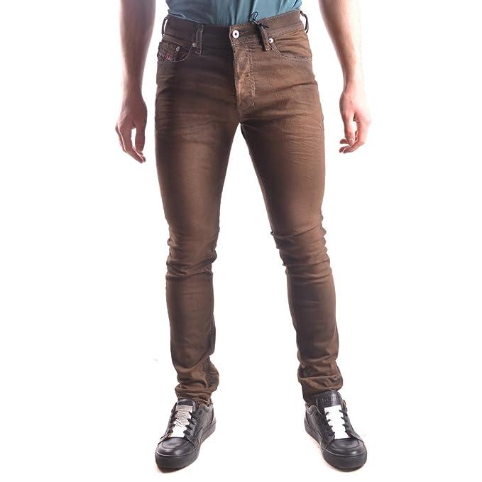 30b9507c Diesel - Men's Tepphar 858X Slim Carrot Jeans: Amazon.co.uk: Clothing