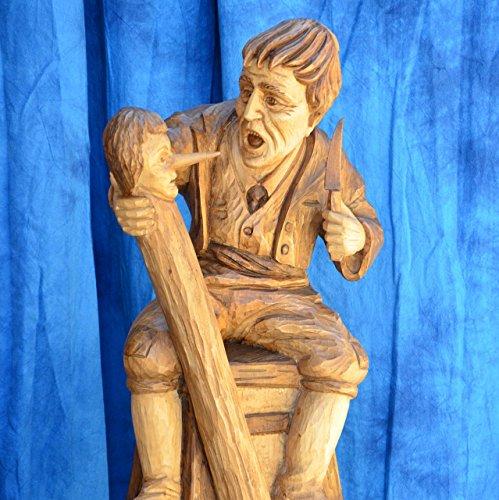 L'arte della scultura del legno, Pellegrino Aldo