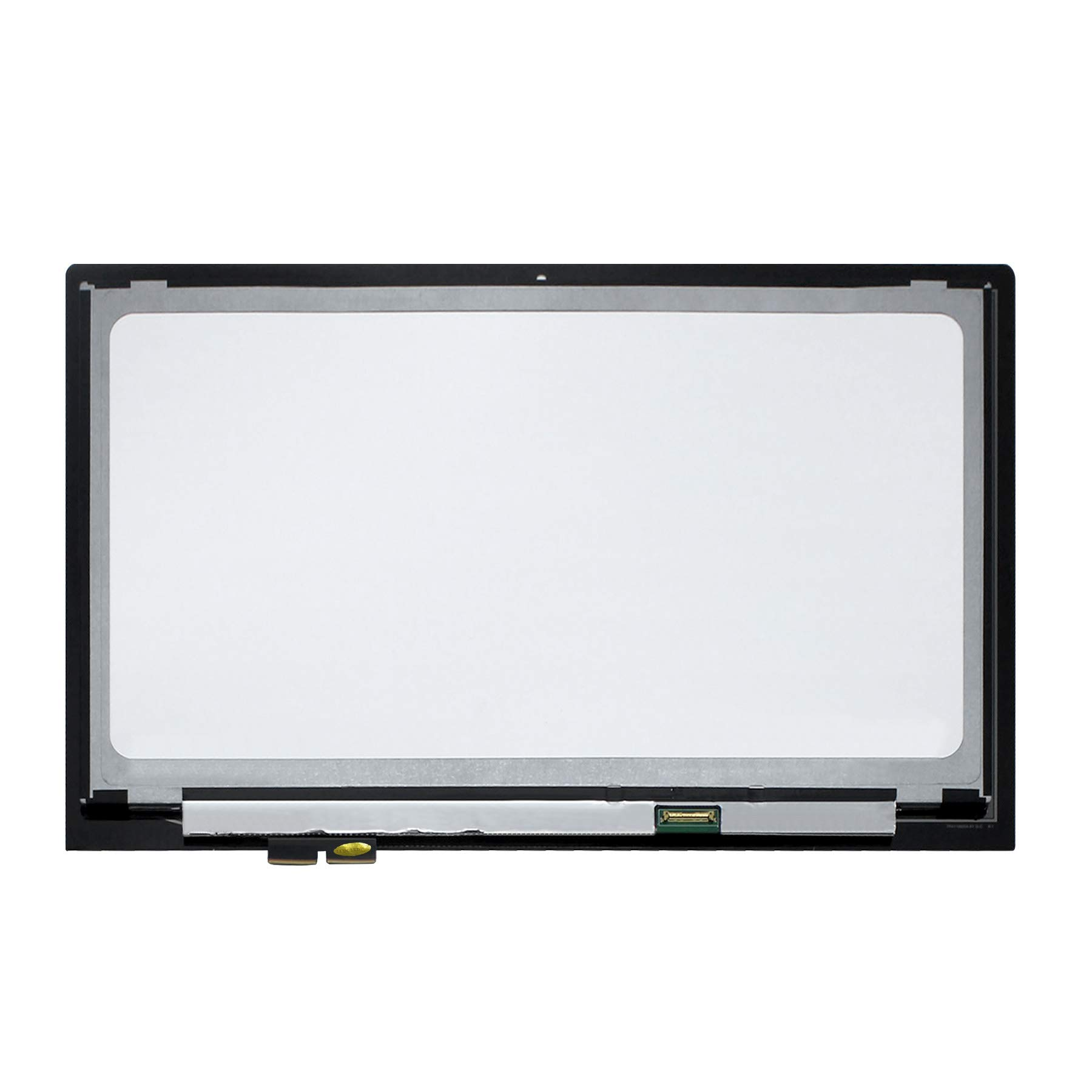 inoneworld 15.6 1920x1080 Touch Screen Panel Digitizer Front Glass LCD//LED Display Screen Replacement Assembly with Frame for Lenovo Yoga 710-15IKB