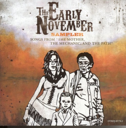 Sampler songs from The Mother, The Mechanic, and the Path