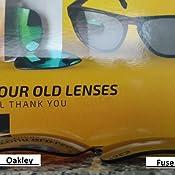 e7340148558 Amazon.com  Fuse Lenses for Oakley Flak Jacket XLJ  Clothing