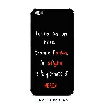 Funda Redmi 5A Carcasa Xiaomi Redmi 5A Frases divertidas ...