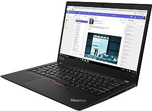 "Lenovo ThinkPad T495s 20QJ001KUS 14"" Notebook - 1920 x 1080 - Ryzen 7 3700U - 16 GB RAM - 512 GB SSD - Black - Windows 10 Pro 64-bit - AMD Radeon RX Vega 10 Graphics - in-Plane Switching (IPS) Te"