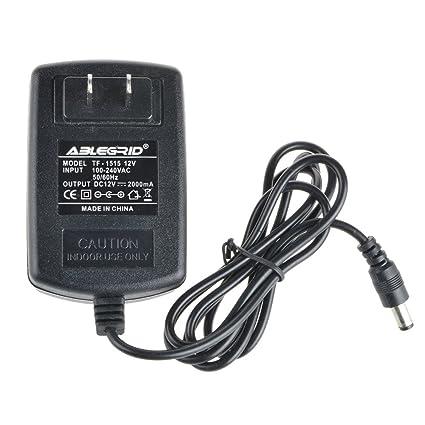 amazon com ablegrid 12v ac adaptor power supply for seagate 1tb rh amazon com
