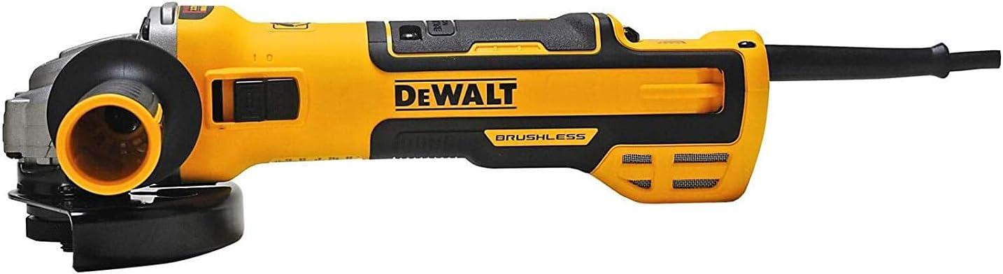interrupteur glissi/ère vitesse variable Brushless DeWalt DWE4369-QS Meuleuse 1700W 125mm
