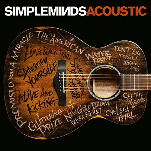 CD : Simple Minds - Simple Minds Acoustic (CD)