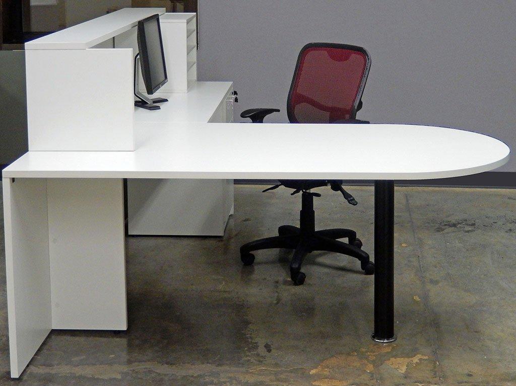 Tremendous Amazon Com Ada Reception Desk Kitchen Dining Bralicious Painted Fabric Chair Ideas Braliciousco