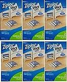 ziploc vacuum storage bags medium - Space Bag Ziploc, Flat, Medium, 2 Count (6 Pack)