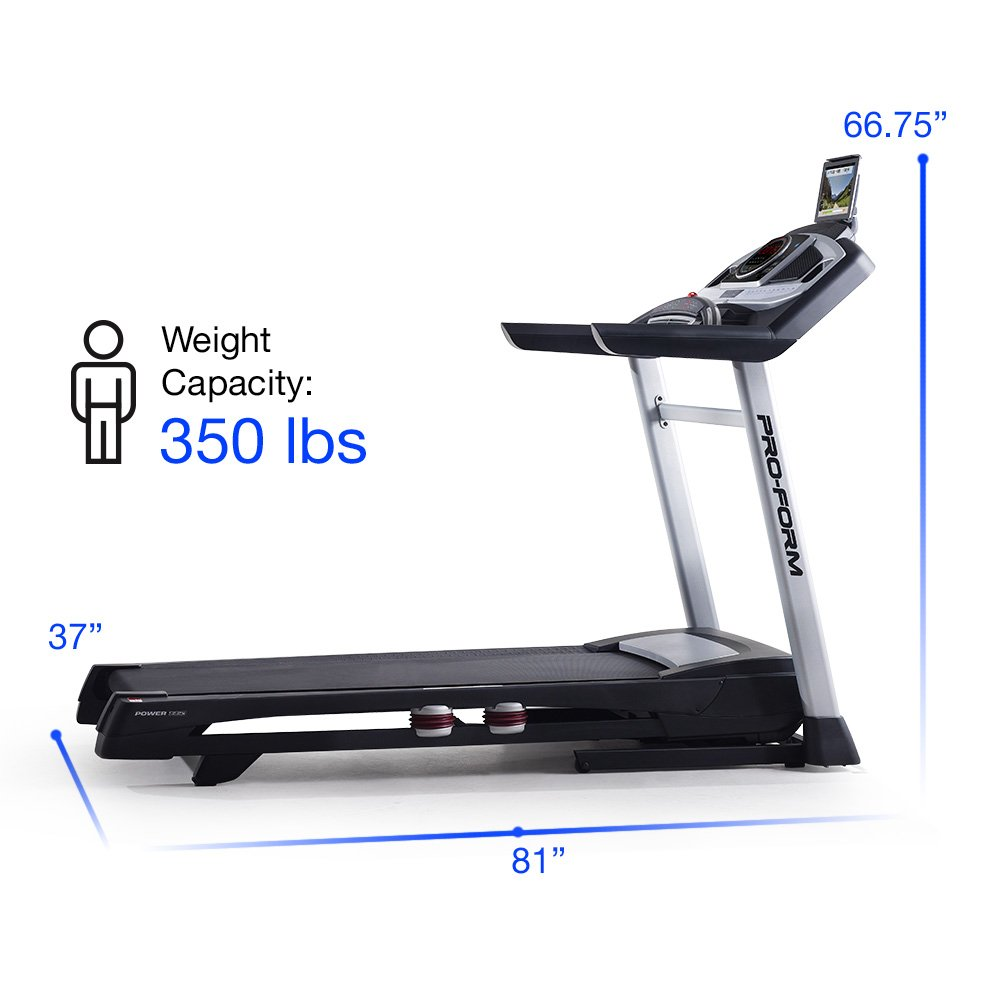 ProForm Power 995i Exercise Treadmill (2016) by ProForm