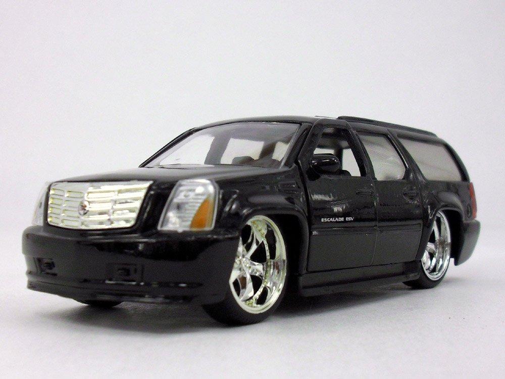 Buy 5 5 Inch Cadillac Escalade Esv Custom Lowrider 1 32 Scale