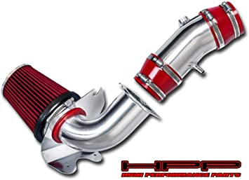 96-04 Performance Cold Air Intake with Air Filter for Ford Mustang 4.6L V8