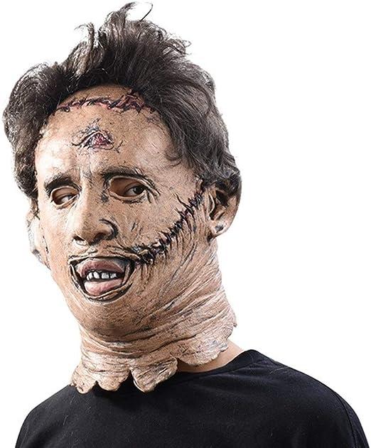 7°MR Mascara Purga Disfraz The Texas Chainsaw Massacre Leatherface ...