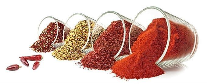 Amazon.com: raitip Cayenne Pepper Chilli Botella 100% 35 g ...