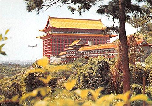 The Grand Hotel Taipei China, People's Republic of China Postcard