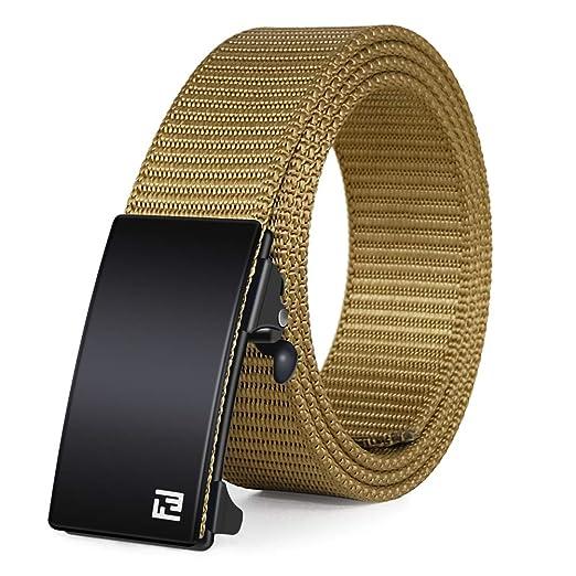 5165adedc70 Fairwin Men s Military Tactical Web Belt