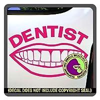 DENTIST Vinyl Decal Sticker C
