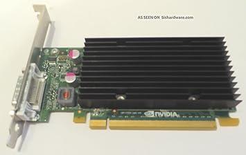 700578 - 001 HP NVIDIA Quadro NVS 300 - Tarjeta gráfica PCIe ...