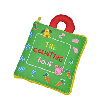 Samber Livre Dactivités Pour Bébés Puzzle éducatif Pour Enfants Jeu