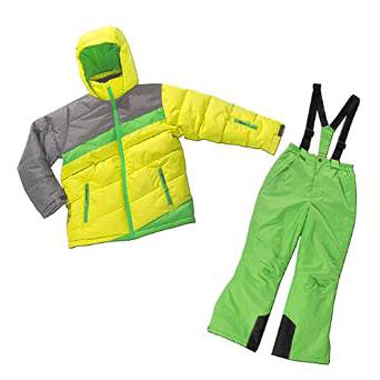 Jungen Skianzug Skijacke + Skihose in verschiedenen Größen und Farben