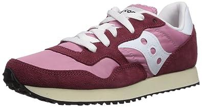 Saucony DXN TRAINER VINTAGE WhitePurplePink Wode los hombres Sneakers
