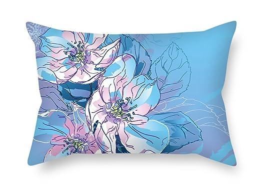 Slimmingpiggy Fundas de almohada de 50 x 75 cm con diseño de ...