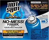 Hot Shot No-Mess! Fogger With Odor Neutralizer, 3/1.2-Ounce