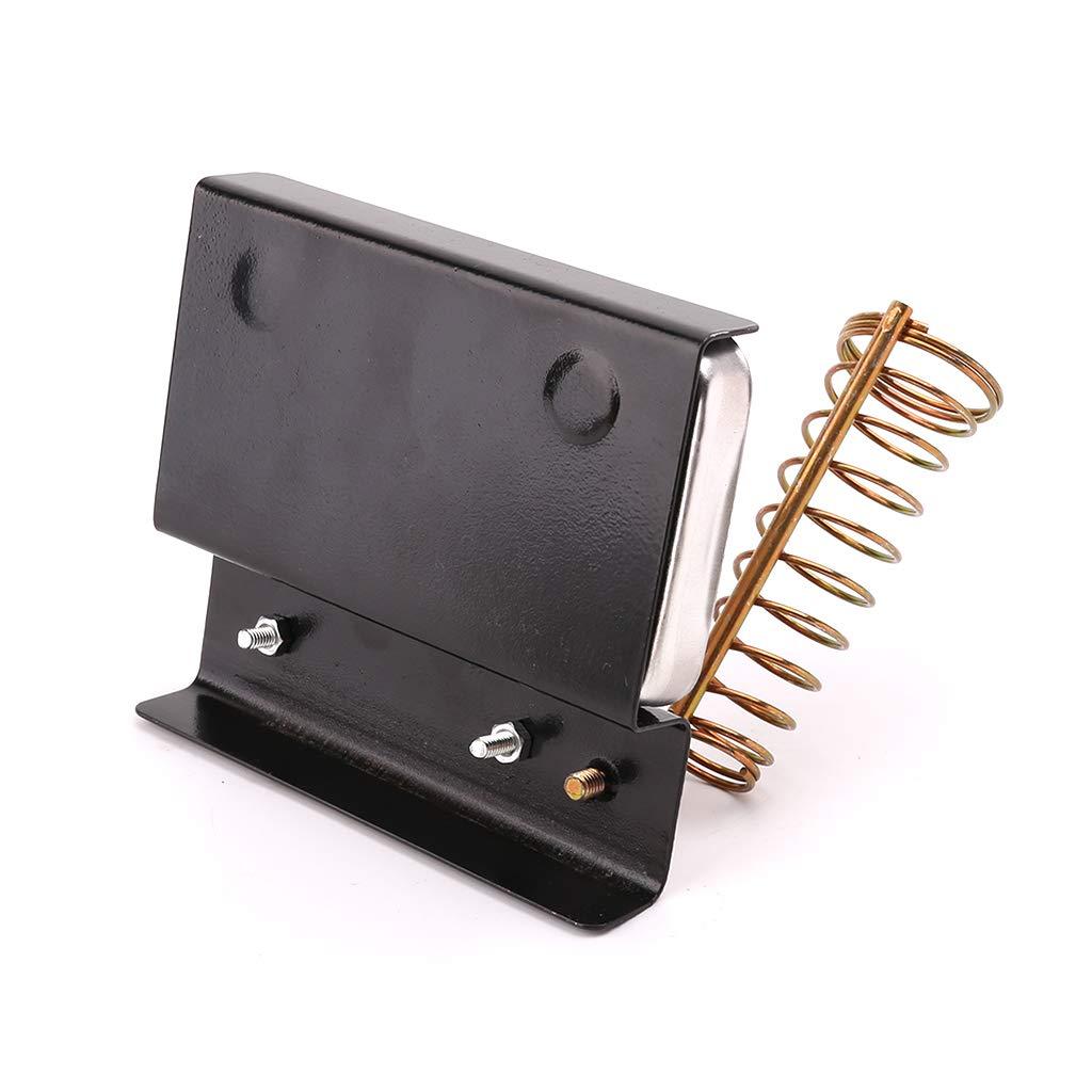 BIGbirdyi Double base en m/étal Support de pistolet pour fer /à souder Kit de montage pour station de support