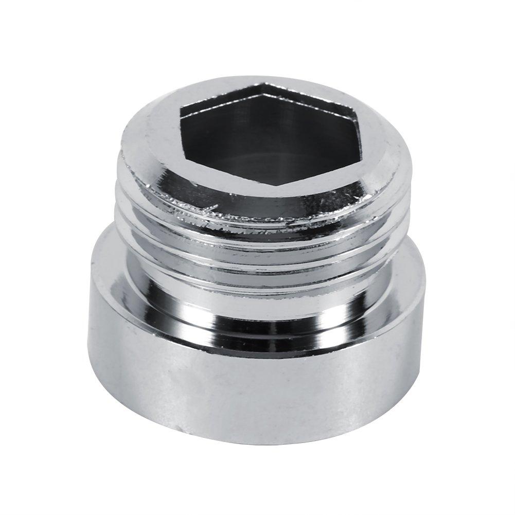 24mmto15mm Cocina cobre agua purificador grifo aireador adaptador accesorios