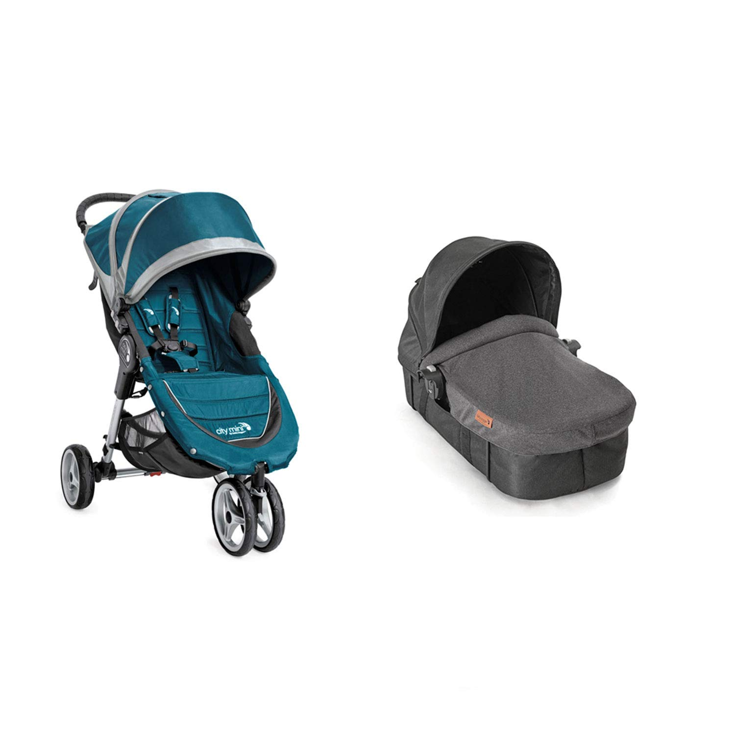 Amazon.com: Baby Jogger City Mini Cochecito compacto de ...