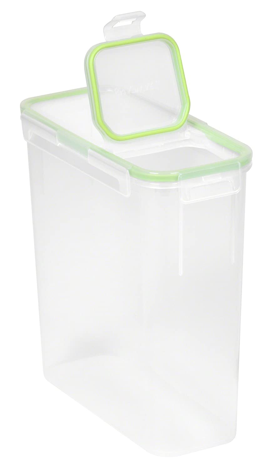 Amazon.com: Snapware 17 Cup Airtight Flip Storage Container, Plastic: Food  Savers: Kitchen U0026 Dining