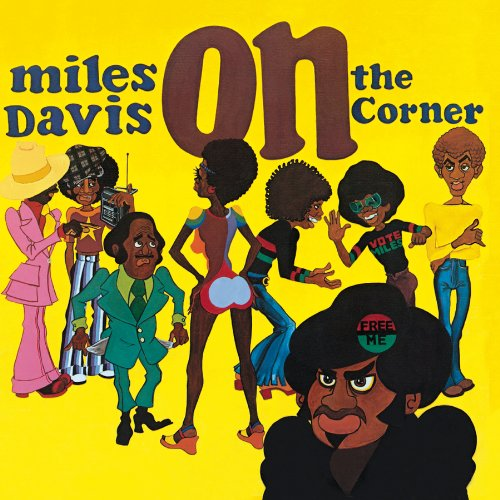CD : Miles Davis - On the Corner (CD)