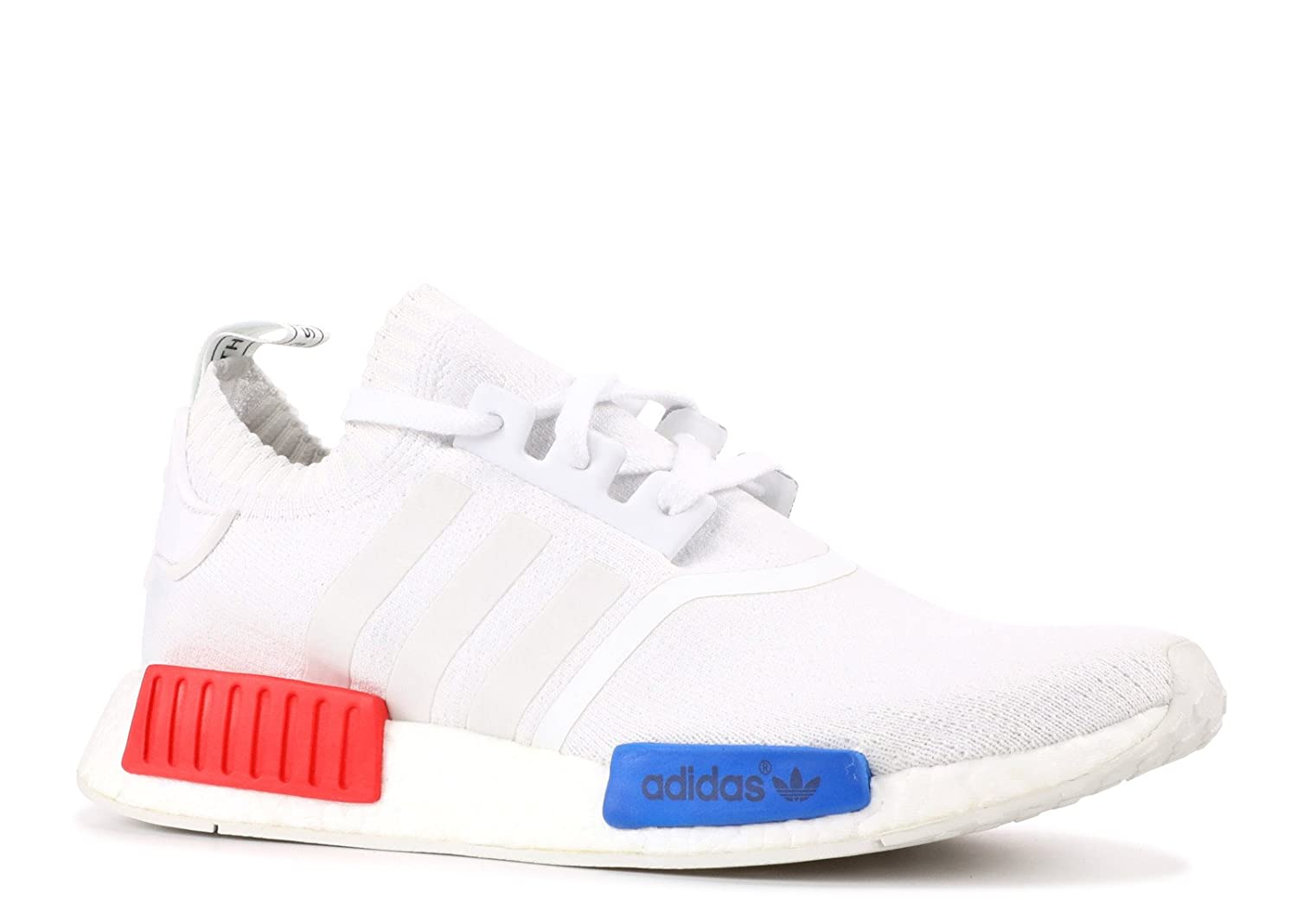 super cute b86fc 4bf41 Amazon.com  adidas NMD Runner Pk - S79482 - Size 11 White, Red, Blue   Athletic