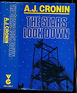 book cover of The Stars Look Down