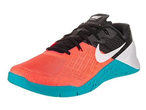 Hyper Naranja Entrenamiento Blanco 3 Zapatillas Metcon De Nike w8PxqUS