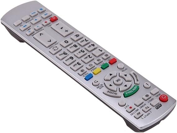 Reemplazo del Control Remoto para Panasonic N2QAYB000504 Control Remoto de TV: Amazon.es: Electrónica
