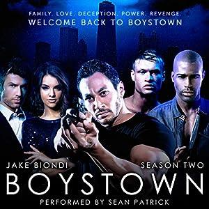 Boystown, Season Two Audiobook