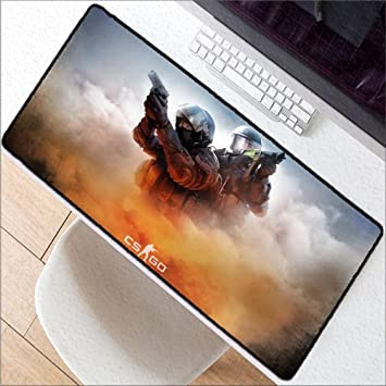 cmhai Gaming Large Mouse Pad Counter Strike Teclado ...