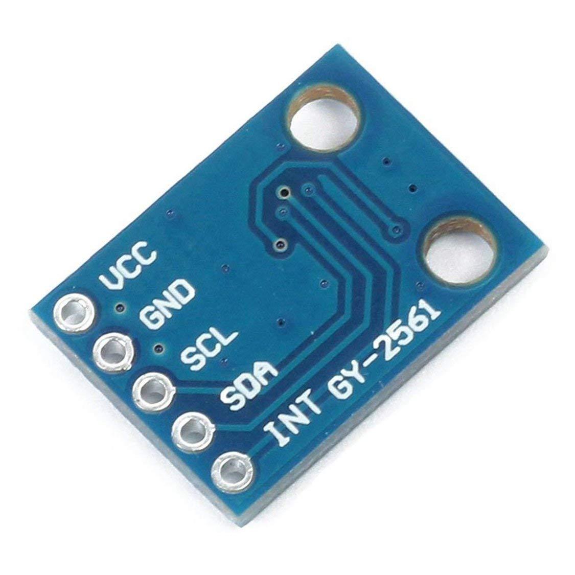 GY-2561 TSL2561 Super Mini sensore di luce visibile a infrarossi Modulo di integrazione Ambient Simulate Flux Arduino strumento elettronico fai da te Blu