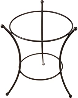 achla designs 10 inch ball stand achla designs wrought iron