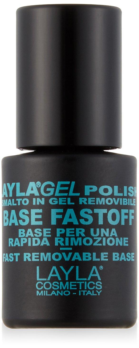 LaylaGelPolish Base Fast Off Base Smalto in Gel Layla Cosmetics 1643R25