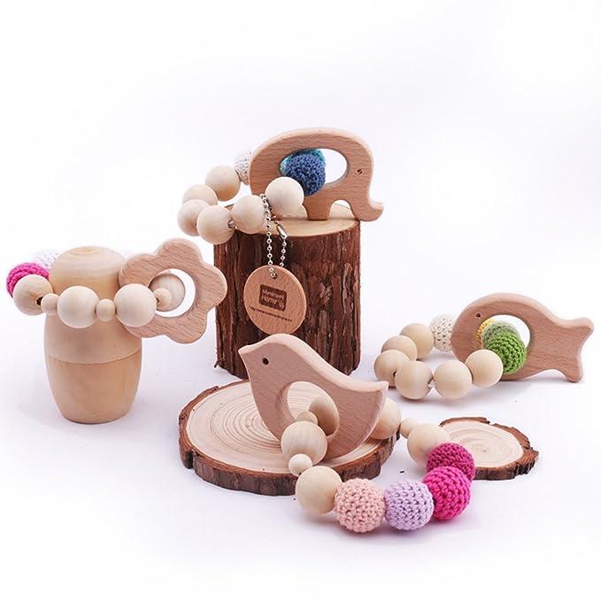 36 opinioni per Mamimami Home 4pc natale dentaruolo neonato montessori dentizione massaggia