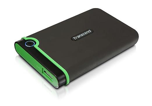 """490 opinioni per Transcend StoreJet 25M3 Hard Disk portatile, 2.5"""", USB3.1/3.0, 1 TB,"""