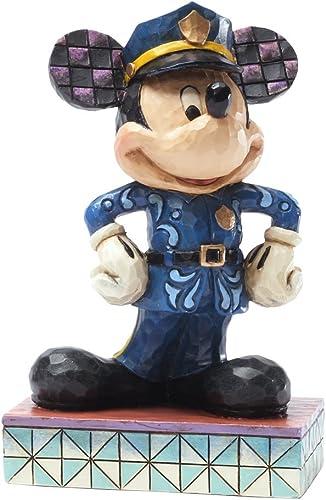 Enesco Disney Traditions by Jim Shore Policeman Mickey Figurine, 4.375-Inch