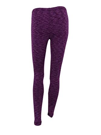 99064df72e33f0 Ideology Womens ID Warm Fleece Lined Yoga Athletic Leggings at Amazon  Women's Clothing store:
