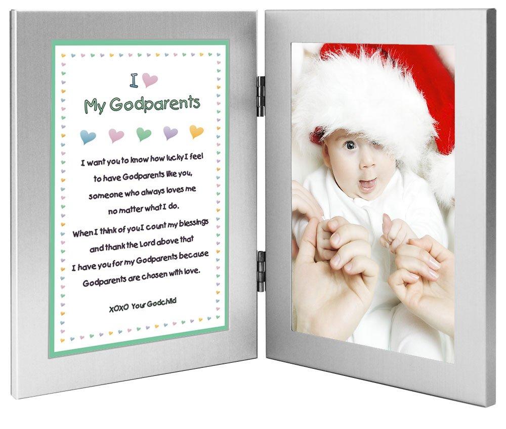 Baptism Gift for Godmother - Sweet Godchild Poem From Godson or ...